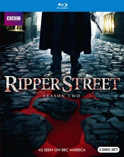 Ripper Street Season 2 Blu Ray Nr