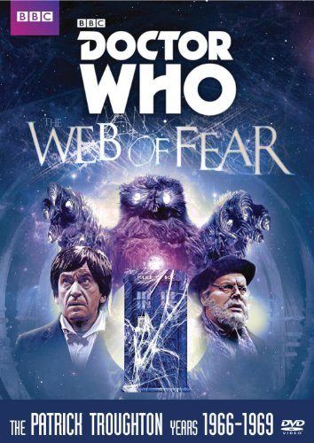 Doctor Who Web Of Fear DVD Nr