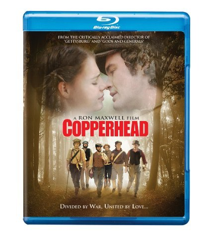 Copperhead Copperhead Blu Ray Ws Nr