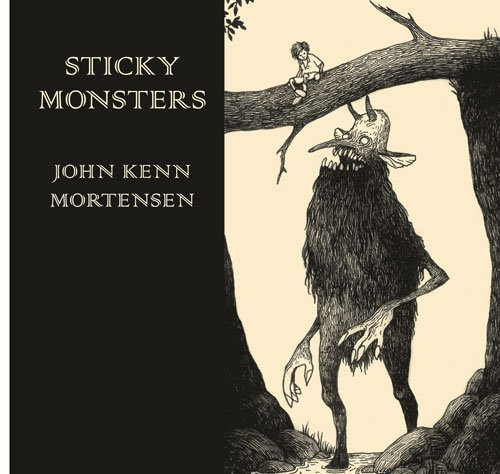 John Kenn Mortensen Sticky Monsters