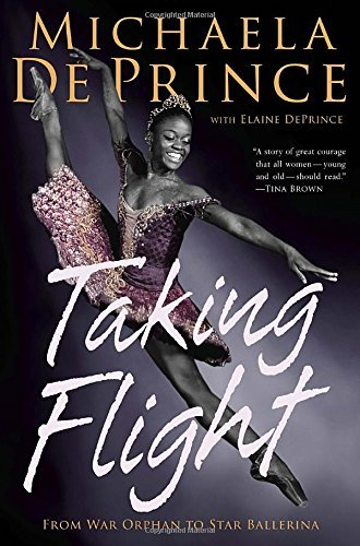 Michaela Deprince Taking Flight From War Orphan To Star Ballerina