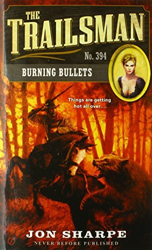 Jon Sharpe Burning Bullets