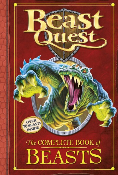 Orchard Books The Complete Book Of Beasts