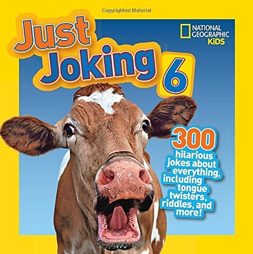 National Geographic Kids Just Joking 6