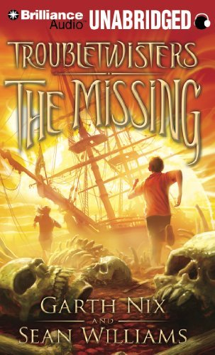 Garth Nix The Missing