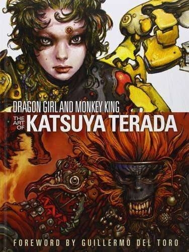 Guillermo Del Toro Dragon Girl And Monkey King The Art Of Katsuya Terada