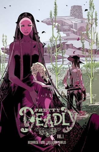 Kelly Sue Deconnick Pretty Deadly Volume 1 The Shrike