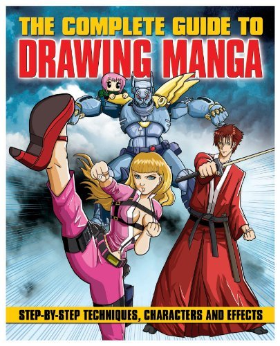 Marc Powell The Complete Guide To Drawing Manga