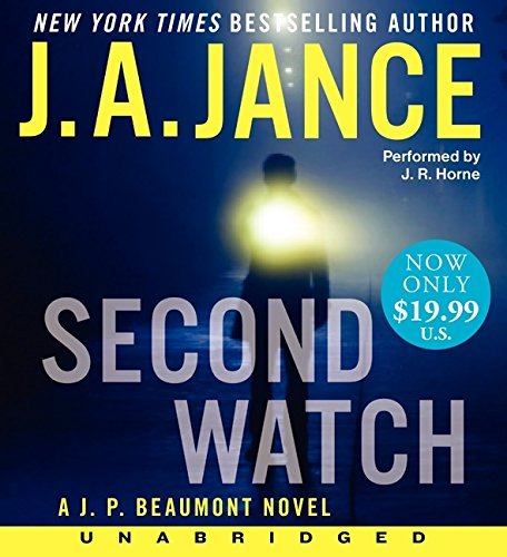 J. A. Jance Second Watch Low Price CD