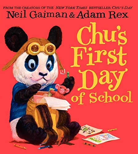 Neil Gaiman Chu's First Day Of School