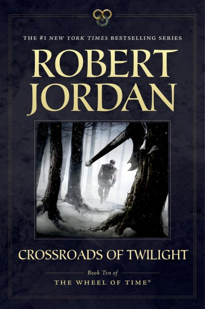 Robert Jordan Crossroads Of Twilight
