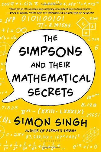 Simon Singh The Simpsons And Their Mathematical Secrets
