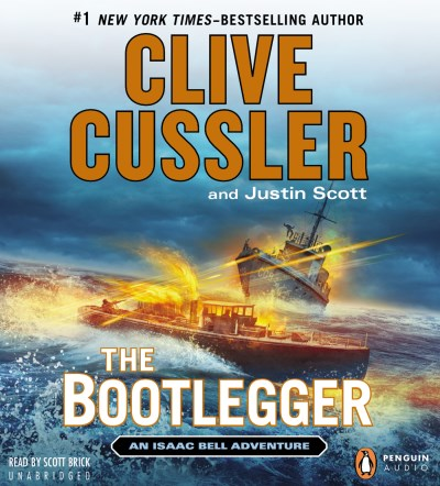 Clive Cussler The Bootlegger