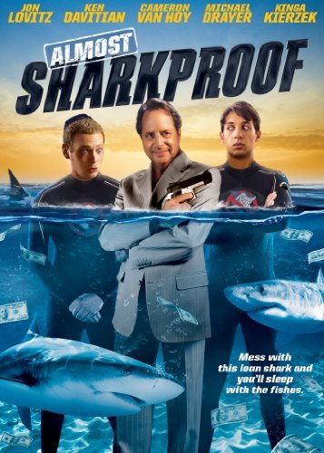 Almost Sharkproof John Lovitz DVD Nr Fs