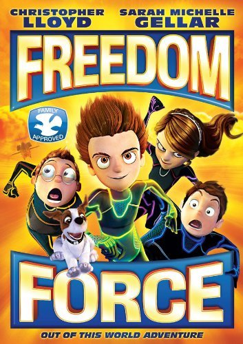 Freedom Force Lloyd Gellar DVD Pg