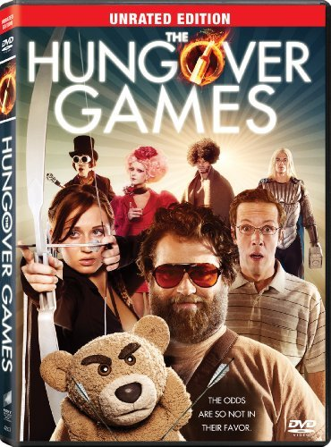 Hungover Games Kennedy Reid Silverman DVD Nr Ws
