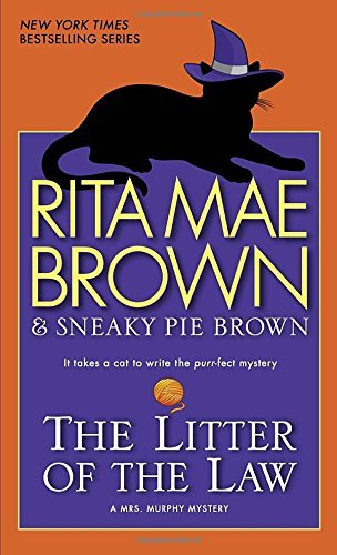 Rita Mae Brown The Litter Of The Law