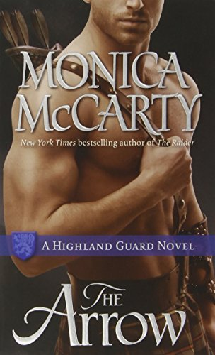 Monica Mccarty The Arrow
