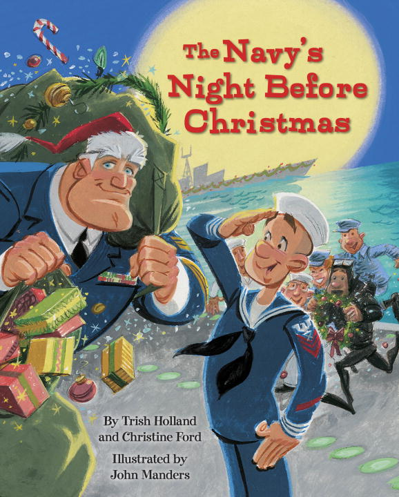 Christine Ford The Navy's Night Before Christmas