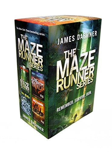 James Dashner The Maze Runner Series