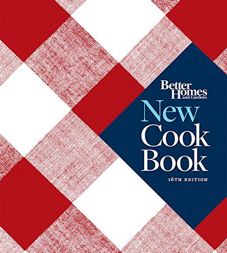 Better Homes And Gardens Better Homes And Gardens New Cook Book 0016 Edition;