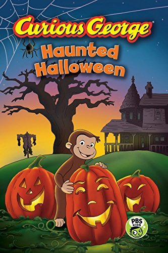 Joe Fallon Curious George Haunted Halloween (cgtv Reader)