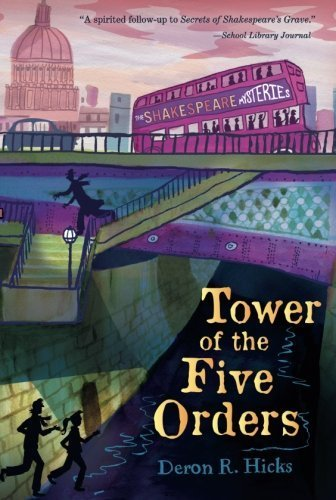 Deron R. Hicks Tower Of The Five Orders