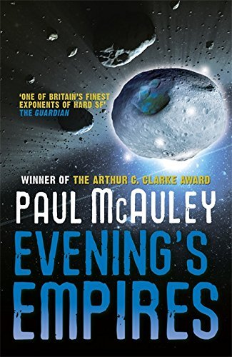 Paul Mcauley Evening's Empires