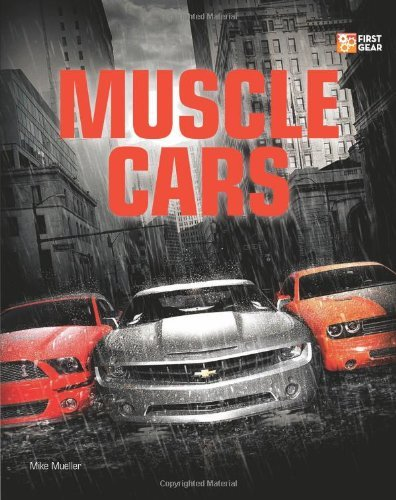 Mike Mueller Muscle Cars