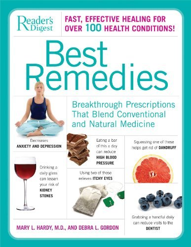 Editors Of Reader's Digest Best Remedies Breakthrough Prescriptions That Blend Conventiona