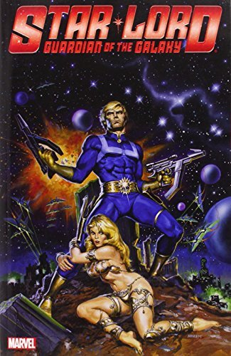 Steve Englehart Star Lord Guardian Of The Galaxy