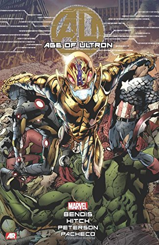 Marvel Comics Age Of Ultron