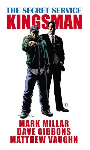 Mark Millar The Secret Service Kingsman Secret Service The