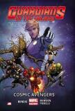 Marvel Comics Guardians Of The Galaxy Volume 1 Cosmic Avengers (marvel Now)