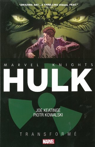 Joe Keatinge Hulk Transforme
