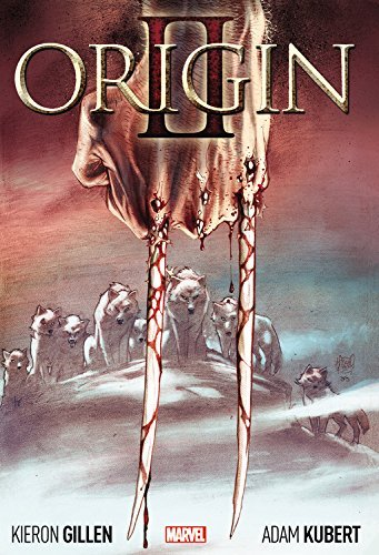 Marvel Comics Wolverine Origin Ii