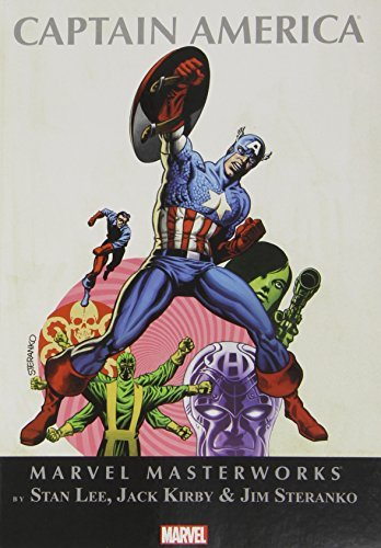 Marvel Comics Marvel Masterworks Captain America Volume 3