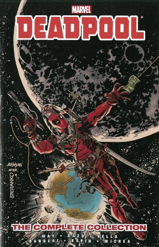 Daniel Way Deadpool The Complete Collection Volume 3
