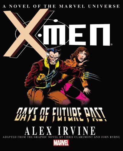 Marvel Comics Marvel Comics X Men Days Of Future Past Prose Novel