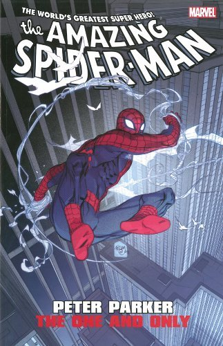 Marvel Comics Amazing Spider Man Peter Parker The One And Only