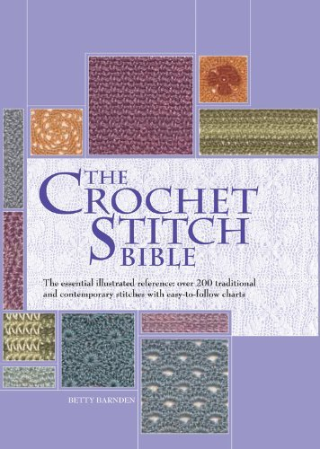 Betty Barnden The Crochet Stitch Bible