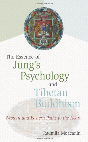 Radmila Moacanin The Essence Of Jung's Psychology And Tibetan Buddh Western And Eastern Paths To The Heart 0002 Edition;