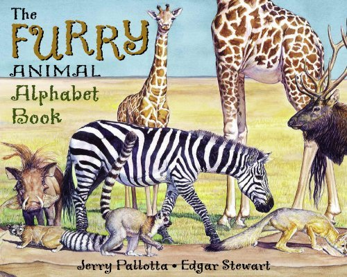 Jerry Pallotta The Furry Animal Alphabet Book