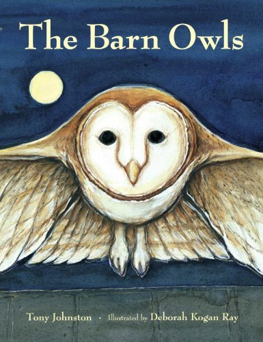 Tony Johnston The Barn Owls