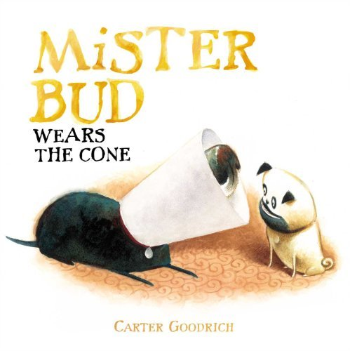 Carter Goodrich Mister Bud Wears The Cone