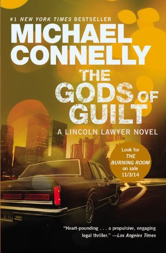 Michael Connelly The Gods Of Guilt
