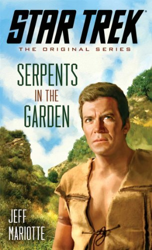 Jeff Mariotte Serpents In The Garden