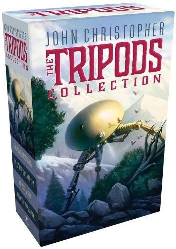 John Christopher The Tripods Collection The White Mountains The City Of Gold And Lead The