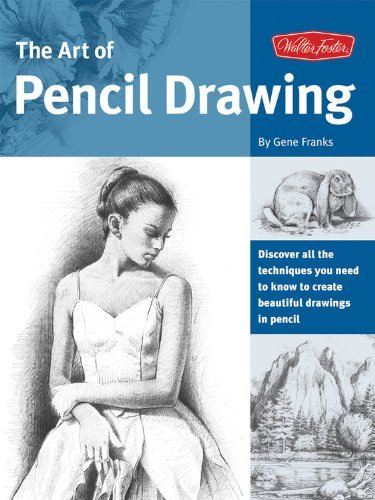 Gene Franks The Art Of Pencil Drawing