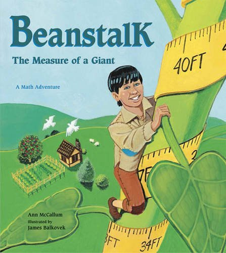 Ann Mccallum Beanstalk The Measure Of A Giant
